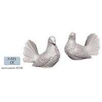 Голубь, голубка Л021СК