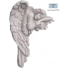 Накладка ангел Л061СК
