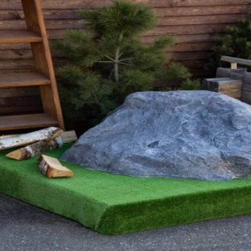 Искусственные камни ВАЛУНЫ для ландшафтного дизайна