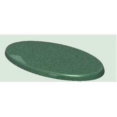 """Стол из искусственного камня """"ОВАЛ"""" 135 * 35 см"""