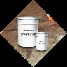 Наливные полимерные полы KV-ГРУНТ 100